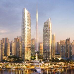 العنوان هاربور بوينت في دبي