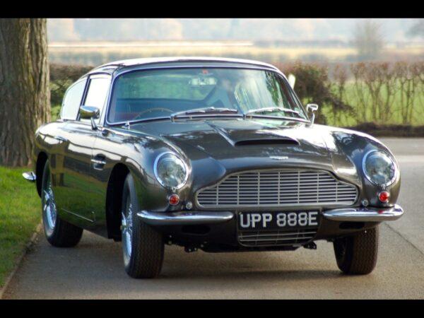 Vantage 1968 Aston Martin Db6 Ma7ar