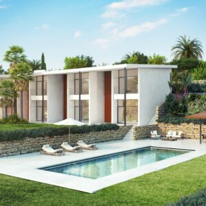 New Villa at the Costa Del Sol-Spain