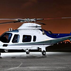 AW109E VIP helicopter