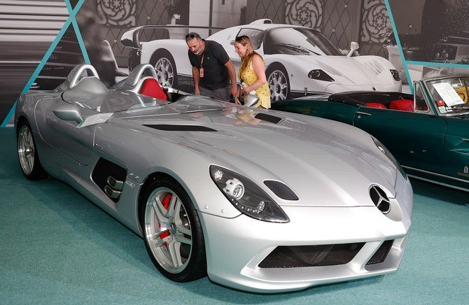 Super Cars Auction in UAE