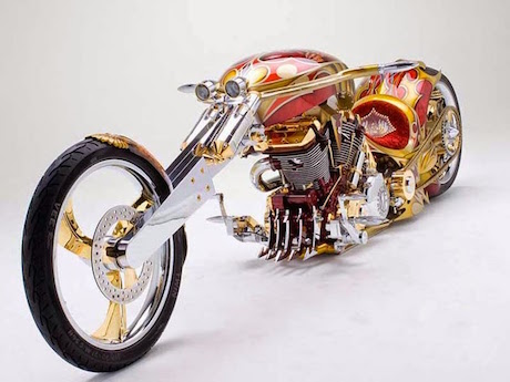 10 MOST EXPENSIVE MOTORCYCLE IN THE WORLD