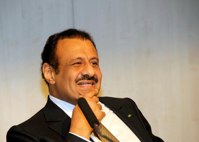 Prince Khaled bin Sultan