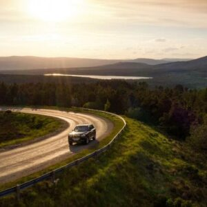 OFF-ROADING WITH THE ROLLS-ROYCE CULLINAN IN SCOTLAND